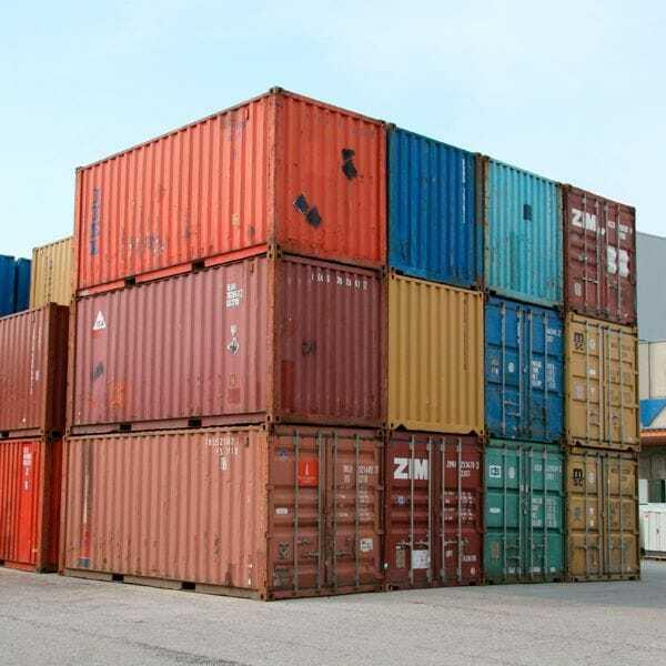 rabljeni brodski kontejneri